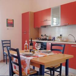 Casa Vacanze Monolocale Rosso In Centro